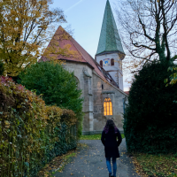 Martinskirche, Plieningen